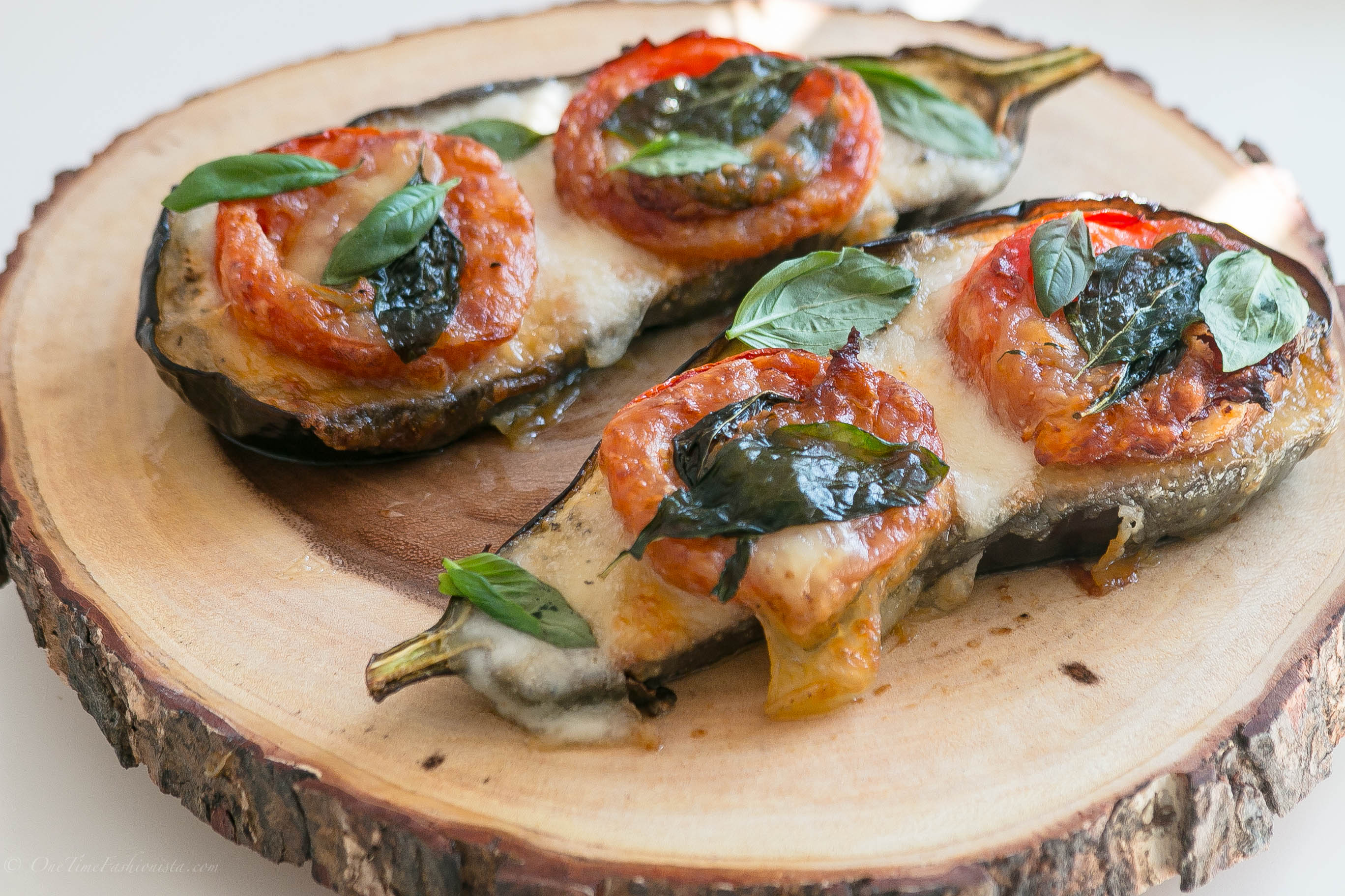 Aubergine Melts: An Uber Tasty Vegetarian Delight