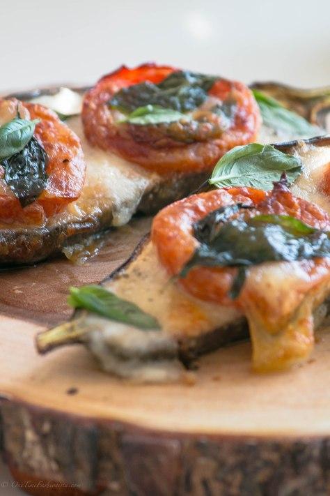 Aubergine Melts: An Uber Tasty Vegetarian Delight