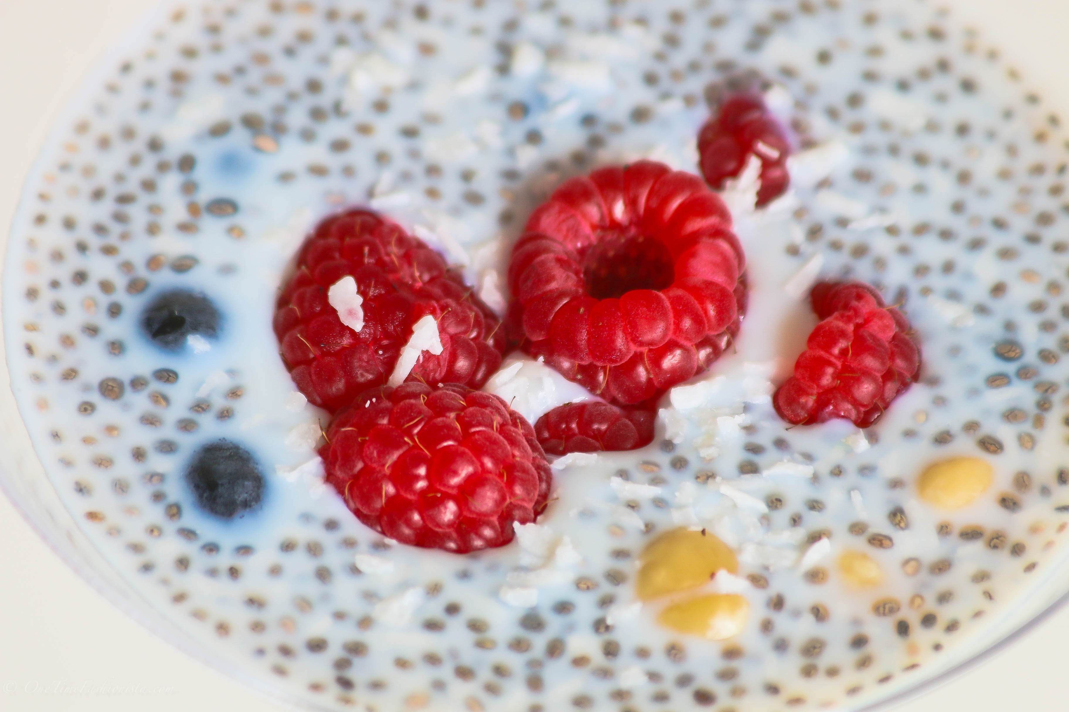 Chia Seed Pudding: Breakfast Like A Champion!
