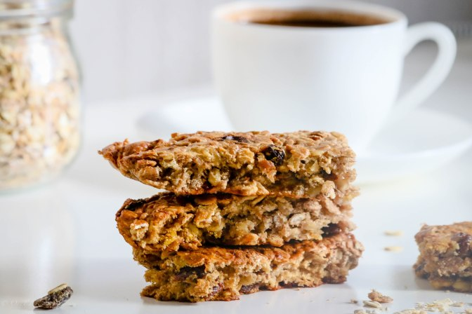 Muesli Snack Bars: Having Your Next Healthy Snack Prepared!