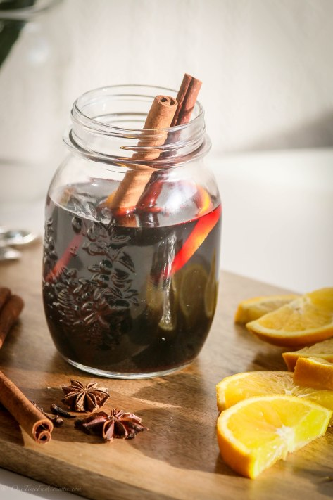 Christmas Mull Overs Over Some Mulled Wine