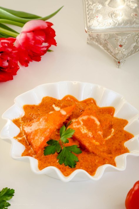 Not Shy to Try Shahi Paneer