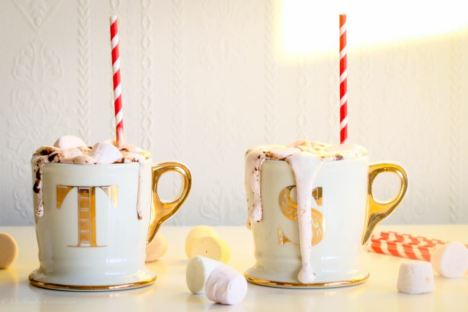 Hot Chocolate With Marshmallow, Warm Happiness To Soon Follow