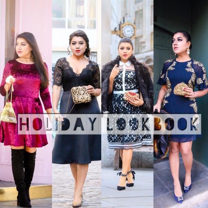 Christmas/Party/Holiday Season Lookbook