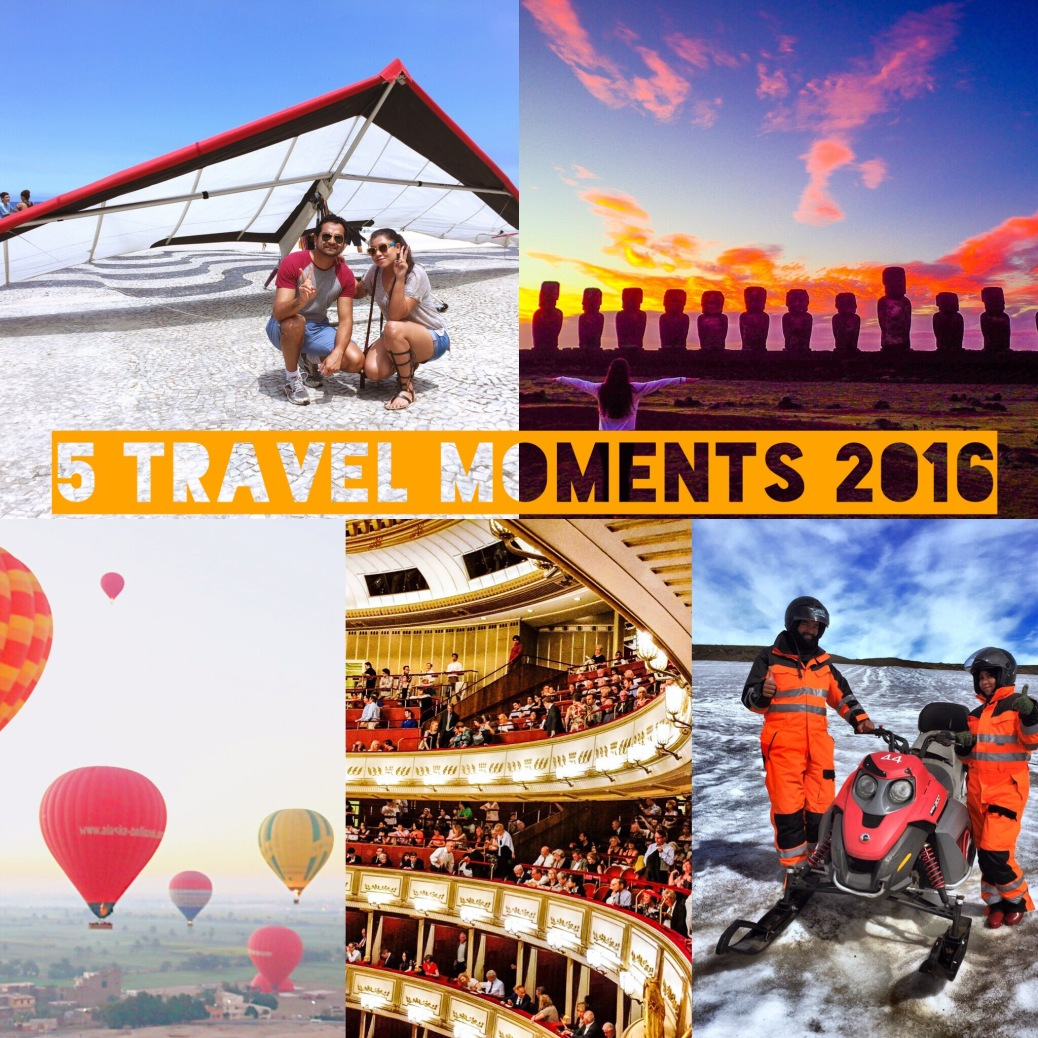 5 Favourite Travel Moments of 2016