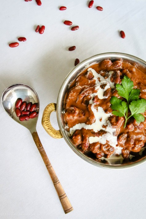 Rajma-Chawal: No Kidding With Kidney Beans
