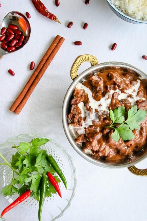 Rajma-Chawal: No Kidding With Kidney Beans