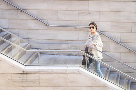 Warm Winter In London: Minimalist & Chic