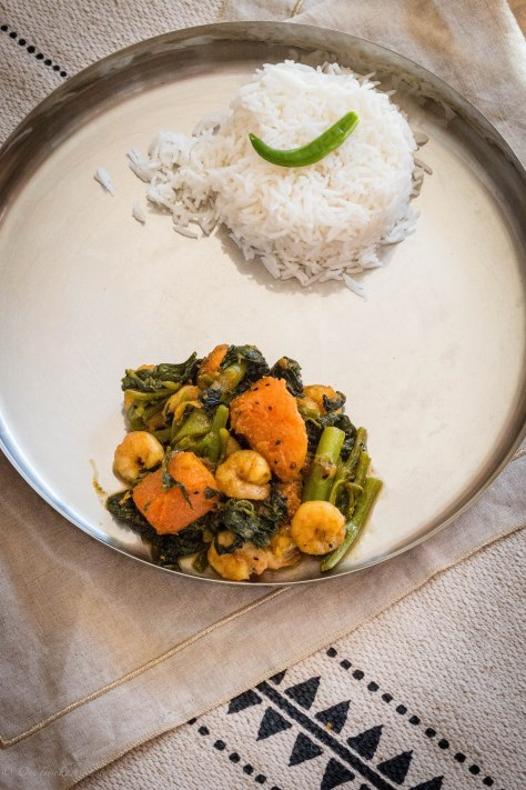 Pui, Prawn & Pumpkins: Pleasant Bengali Food Medley