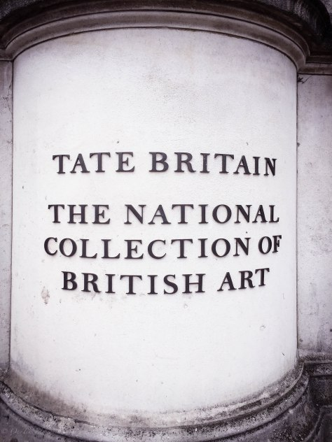 A Date With Tate (Britain)!