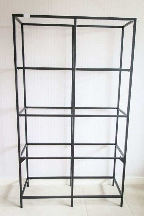 DIY Ikea Vittsjo Shelf For My Small Office/Home Office