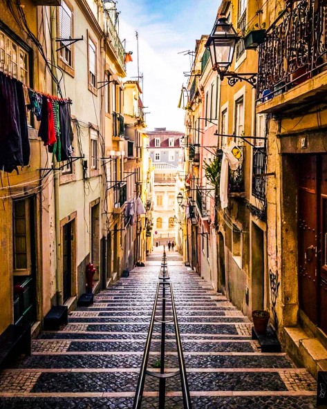 Portugal Please! Day 2: Lisbon on Seven Hills