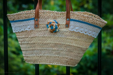 Shopping in Portugal: Brag about the Straw Basket Bag