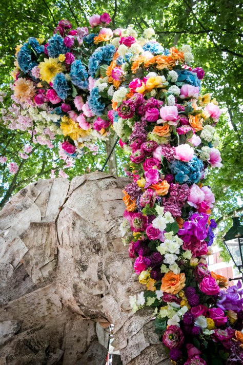 Floral Flurry When Chelsea In Bloom