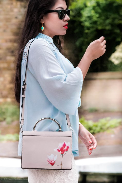 Izabel London Crochet Top