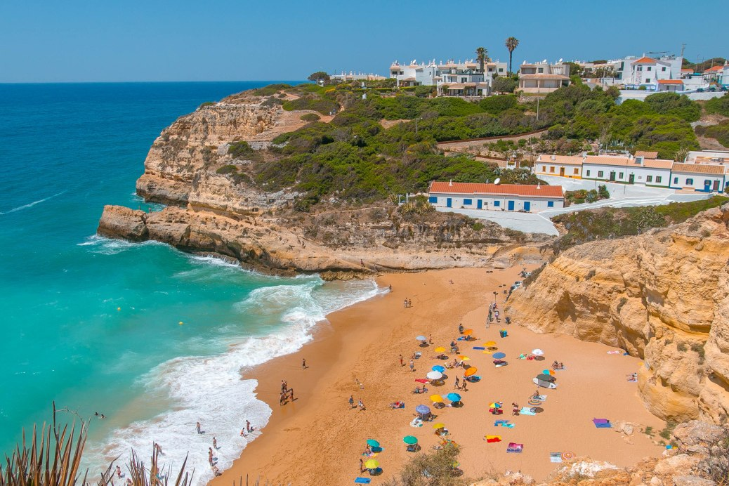 Portugal Please! Day 6: All Alight at Algarve