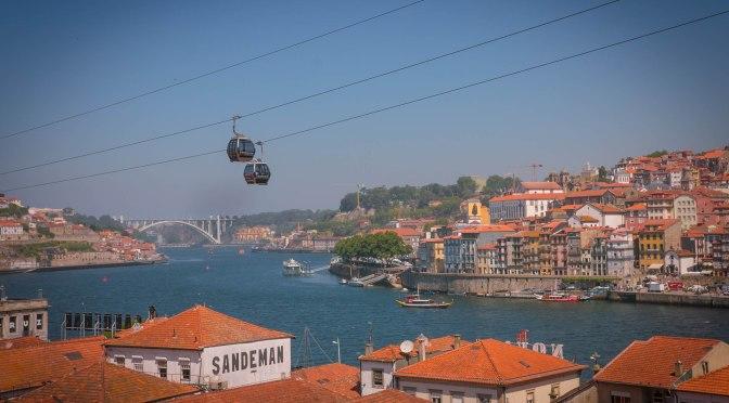 Portugal Please! Day 5: Tasting Porto in Porto