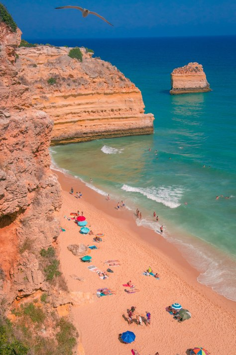 Portugal Please! Day 7: Algarve Coastline Adventures