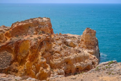Portugal Please!Day 8: Algar Seco Rock Formations