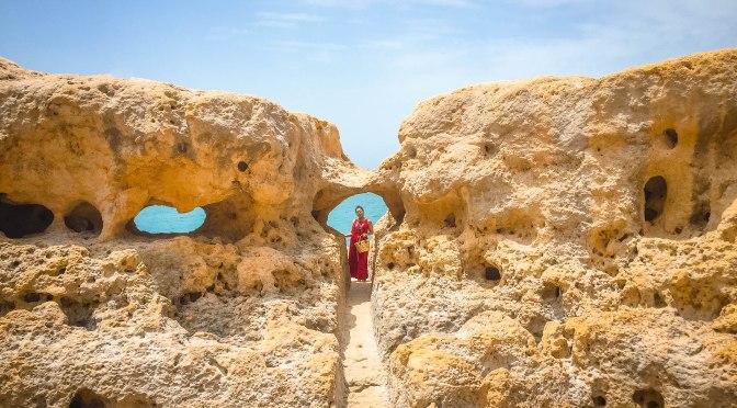 Portugal Please!Day 8: Algar Seco Rock Formations