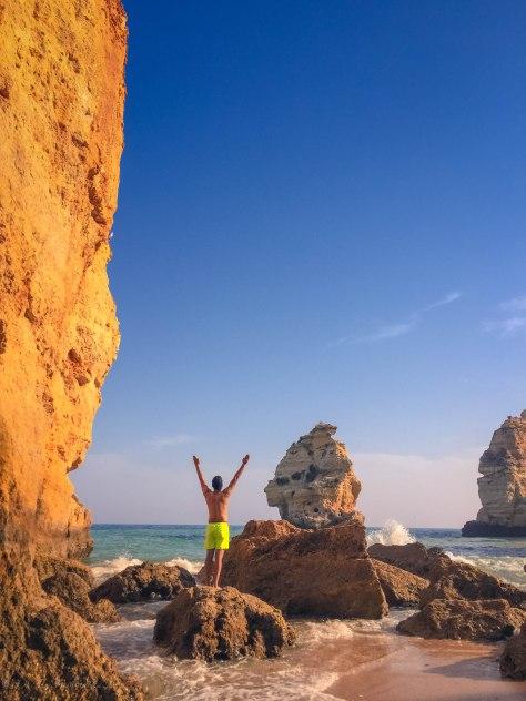 Portugal Please! Day 7: Algarve Coastline Adventures