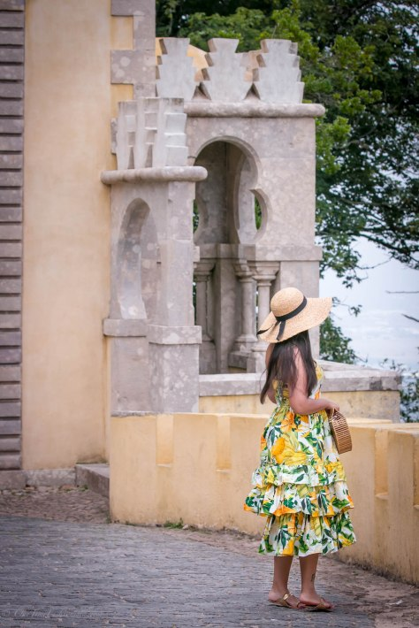 Portugal Please! Day 3: Scintillating Sintra Pena Palace